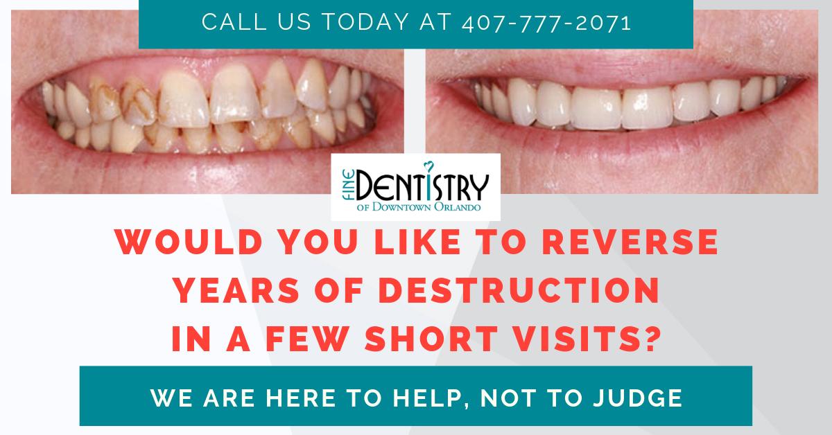 Dentist Near Me Special - Fine Dentistry